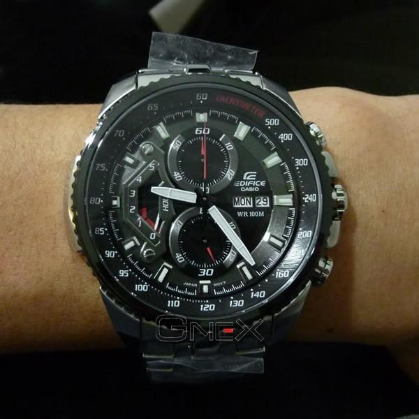 f33f02e51ad7 Reloj Casio Edifice Ef-558d-1av - 100% Nuevo Y Original - S  349