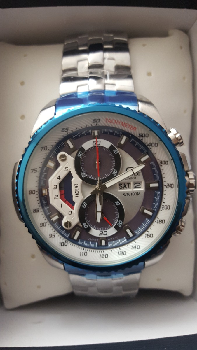 4411897fed34 reloj casio edifice ef- 558d-2av 100% nuevo caja. Cargando zoom.