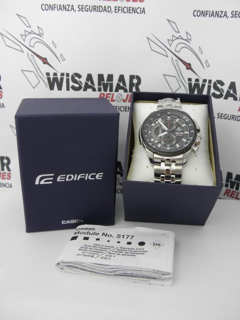 6fad8cb1d107 Reloj Casio Edifice Ef 558d Linea Red-bull 100% Original -   439.000 ...