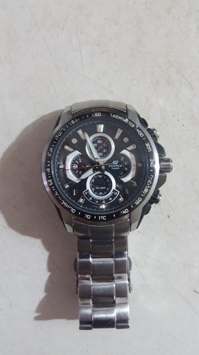 Reloj Casio Edifice Ef 560
