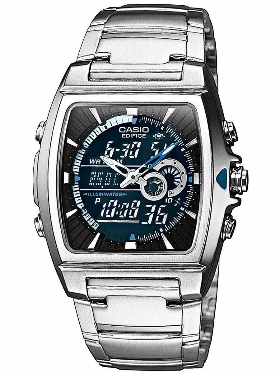 5d9b97a30a3d reloj casio edifice efa-120d-1av cronometro 1 100 original. Cargando zoom.
