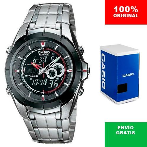 reloj casio edifice efa119 term metro alarmas cron metro rh articulo mercadolibre com mx Casio Relog Reloj Diesel
