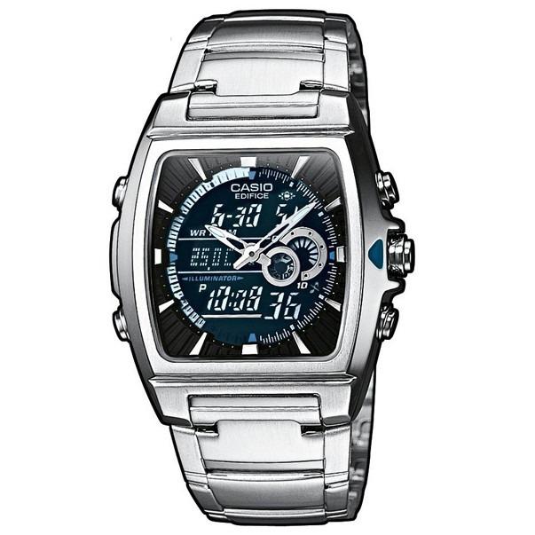 80923343e4ed Reloj Casio Edifice Efa120 Termómetro Alarma - Original Cfmx ...