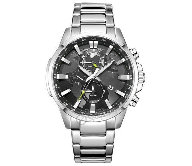 5602681da52a Reloj Casio Edifice Efr-303d-1a - 100% Nuevo En Caja - S  349