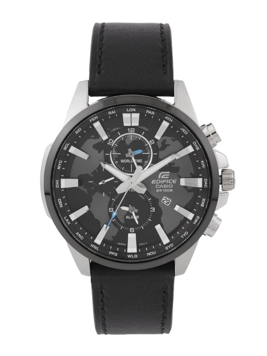 5158c9f4aab0 reloj casio edifice efr-303l-1a - 100% nuevo en caja. Cargando zoom.