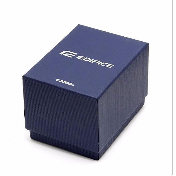 5dbdaa1dae2d Reloj Casio Edifice Efr-535bk 1a2 Cronometro Taquimetro -   6.999