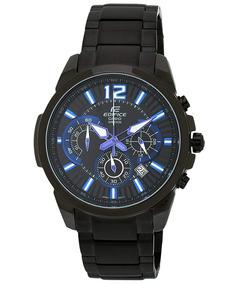 c8279653908f Reloj Casio Edifice Ef 535 Bk Av Negro 100%original Unicos - Relojes Casio  Hombres en Mercado Libre Argentina