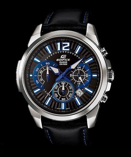 6c0c93256eef Reloj Casio Edifice Efr-535l-1a2 - 100% Nuevo En Caja - S  349