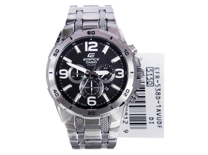 ff6a0fbbd447 Reloj Casio Edifice Efr-538d-1av Nuevo En Caja - S  349