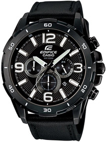 Efr Cuero 100Nuevo 538l Edifice Casio Reloj 1av Correa TK1JlFc