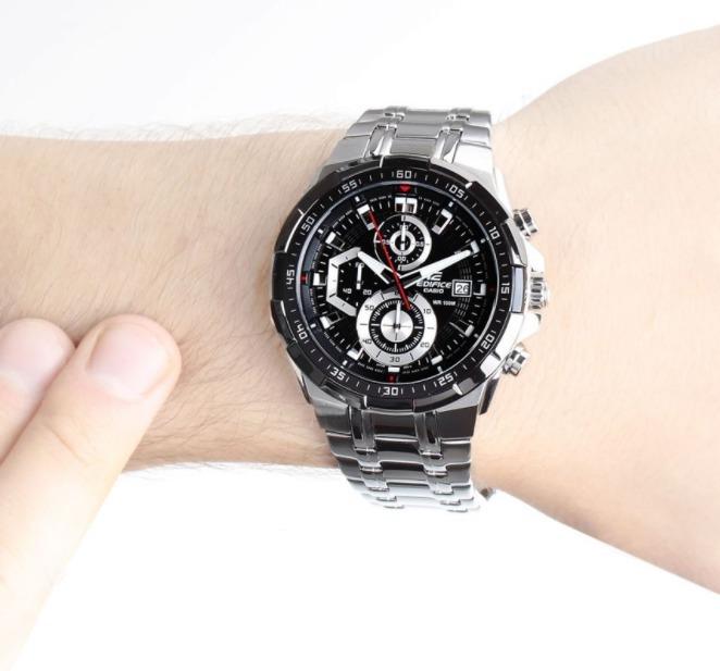 2df2339ee4b3 Reloj Casio Edifice Efr-539d-1av - 100% Nuevo En Caja - S  359
