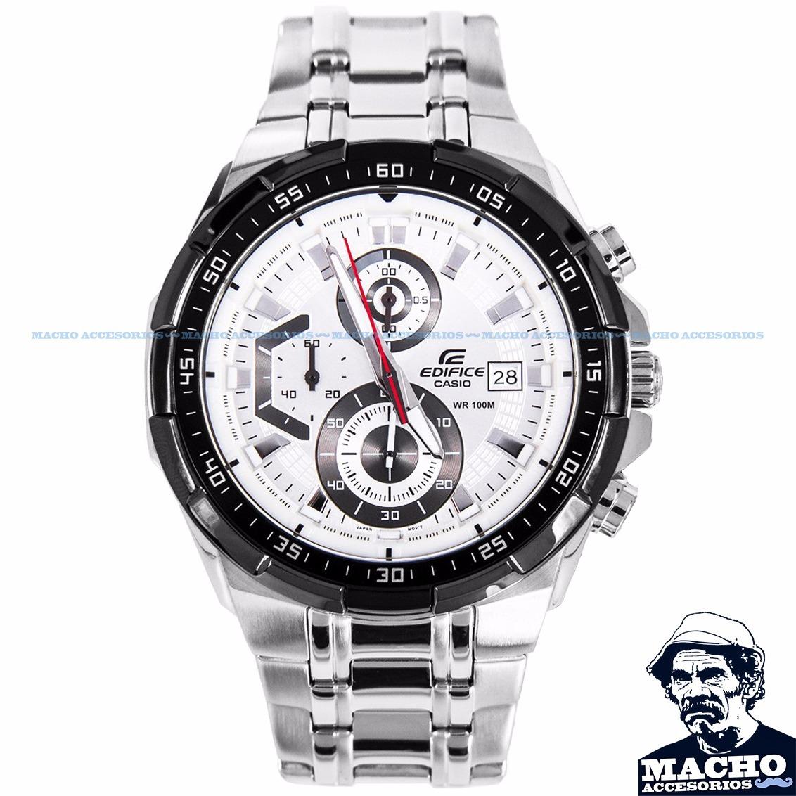 34964695439e reloj casio edifice efr-539d - nuevo en caja con garantia. Cargando zoom.