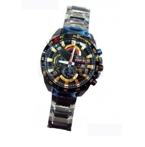 444b782753d7 Reloj Casio Edifice Efr-540 Red Bull- 100% Nuevo Y Original - S  379 ...
