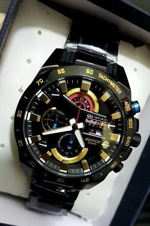 822c7dc5f3a8 Reloj Casio Edifice Efr-540 Red Bull - 100% Nuevo Y Original - S ...