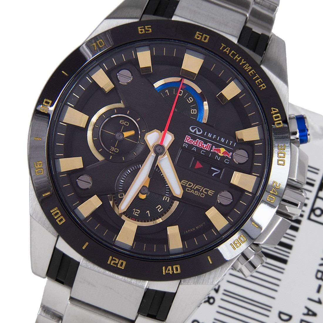 38222ff064be reloj casio edifice efr-540rb-1a cronometro red bull f1. Cargando zoom.