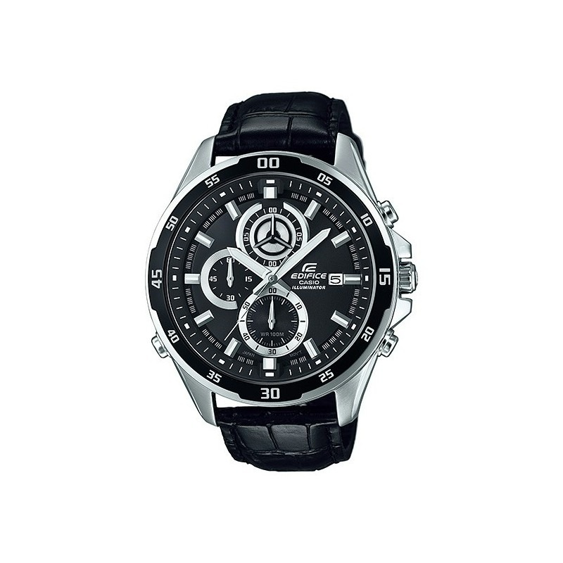 25ef18515a94 Reloj Casio Edifice Efr-547l-1a Negro Para Hombre -   369.900 en Mercado  Libre