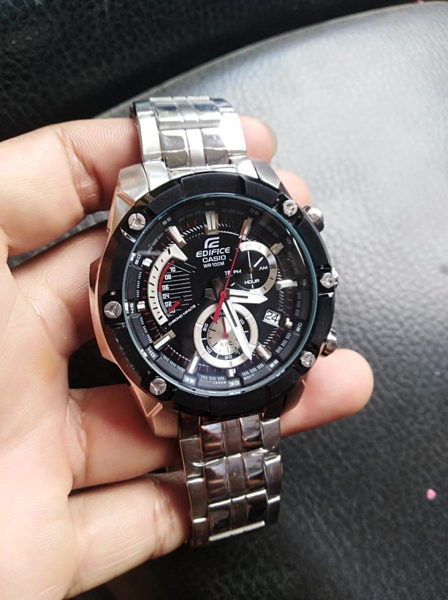 68e4e4196f16 Reloj Casio Edifice Efr-559 Db Nuevo Y Original - S  290