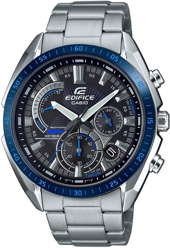 reloj casio edifice efr-570db-1b ag of local barrio belgrano