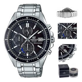 8d94b93aa Edifice Casio 1313g - Relojes en Mercado Libre México