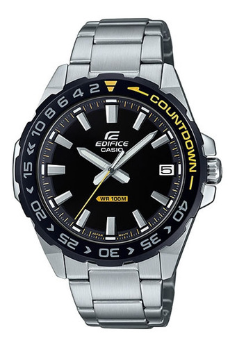 reloj casio edifice efv-120db-1a ag of local belgrano
