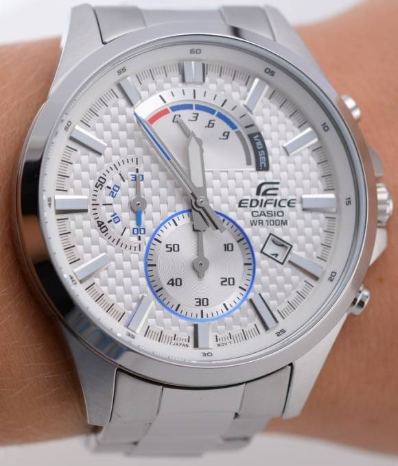 3144fdc141be Reloj Casio Edifice Efv-530d-7a Ag Of Local Barrio Belgrano ...