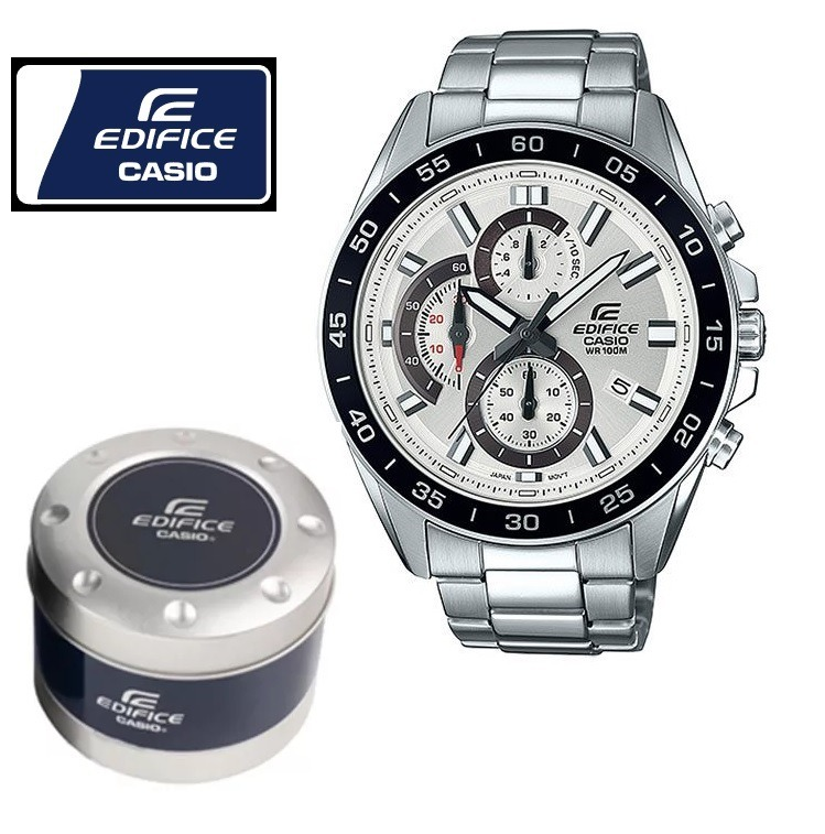 e534697cf850 Reloj Casio Edifice Efv 550d Acero Inoxidable -   1