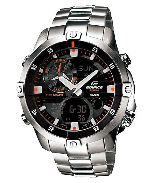 5b859472f88b Reloj Casio Edifice Ema-100d-1a1 Local Brrio Belgrano -   8.079