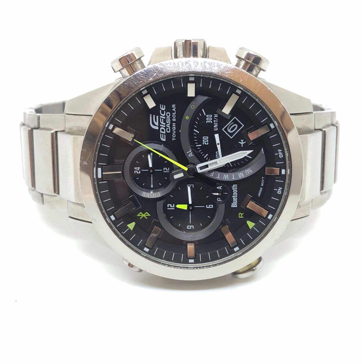 Reloj Casio Edifice Eqb 500 12 000 00 En Mercado Libre