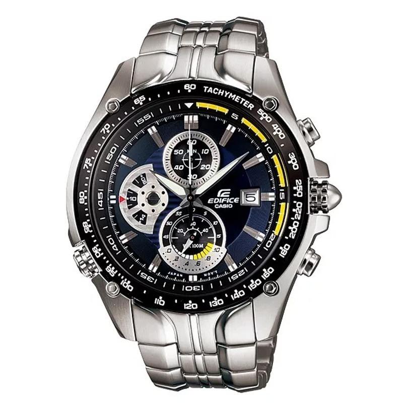 3d23ea22f860 reloj casio edifice er-543 acero inoxidable sumergible usado. Cargando zoom.