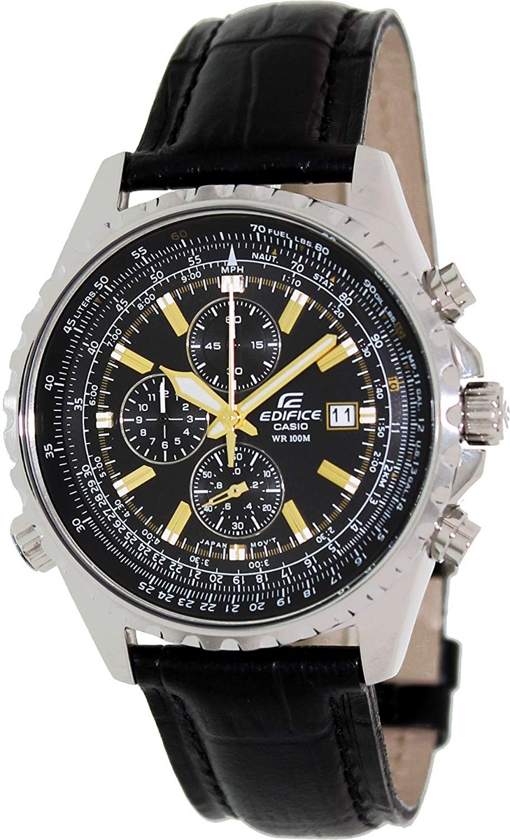 77b05777bd1c reloj casio edifice hombre ef-527l-1a envío internacional. Cargando zoom.