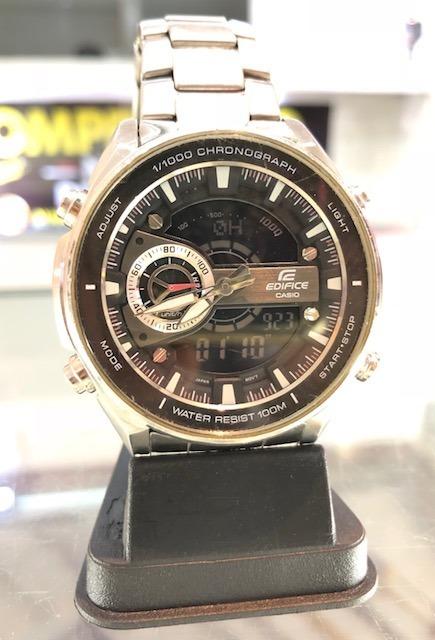 2eb5e97bb1c0 Reloj Casio Edifice Hombre Multifuncion Efa-133 -   4.499