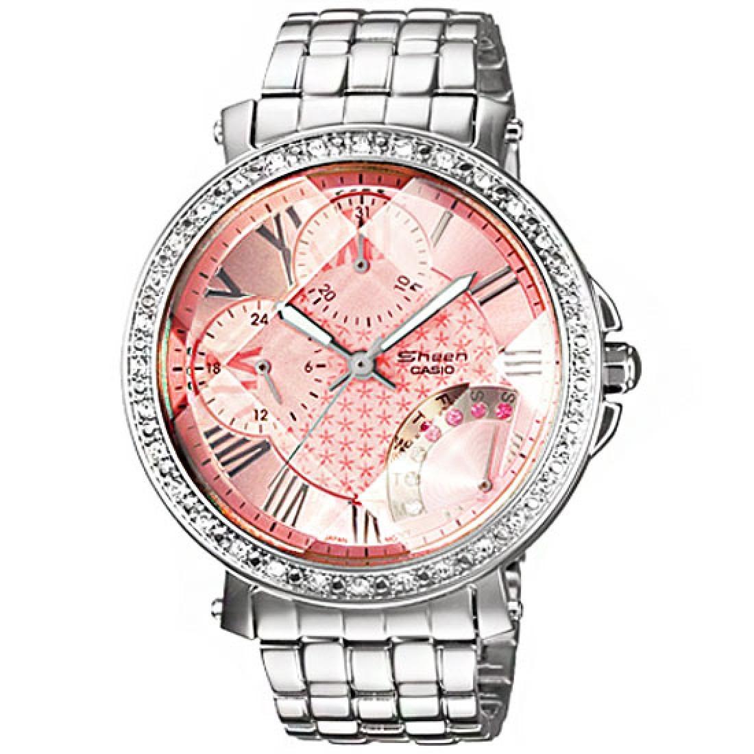 19004d4238a1 reloj casio edifice mujer shn-3011d-4a envío internacional. Cargando zoom.