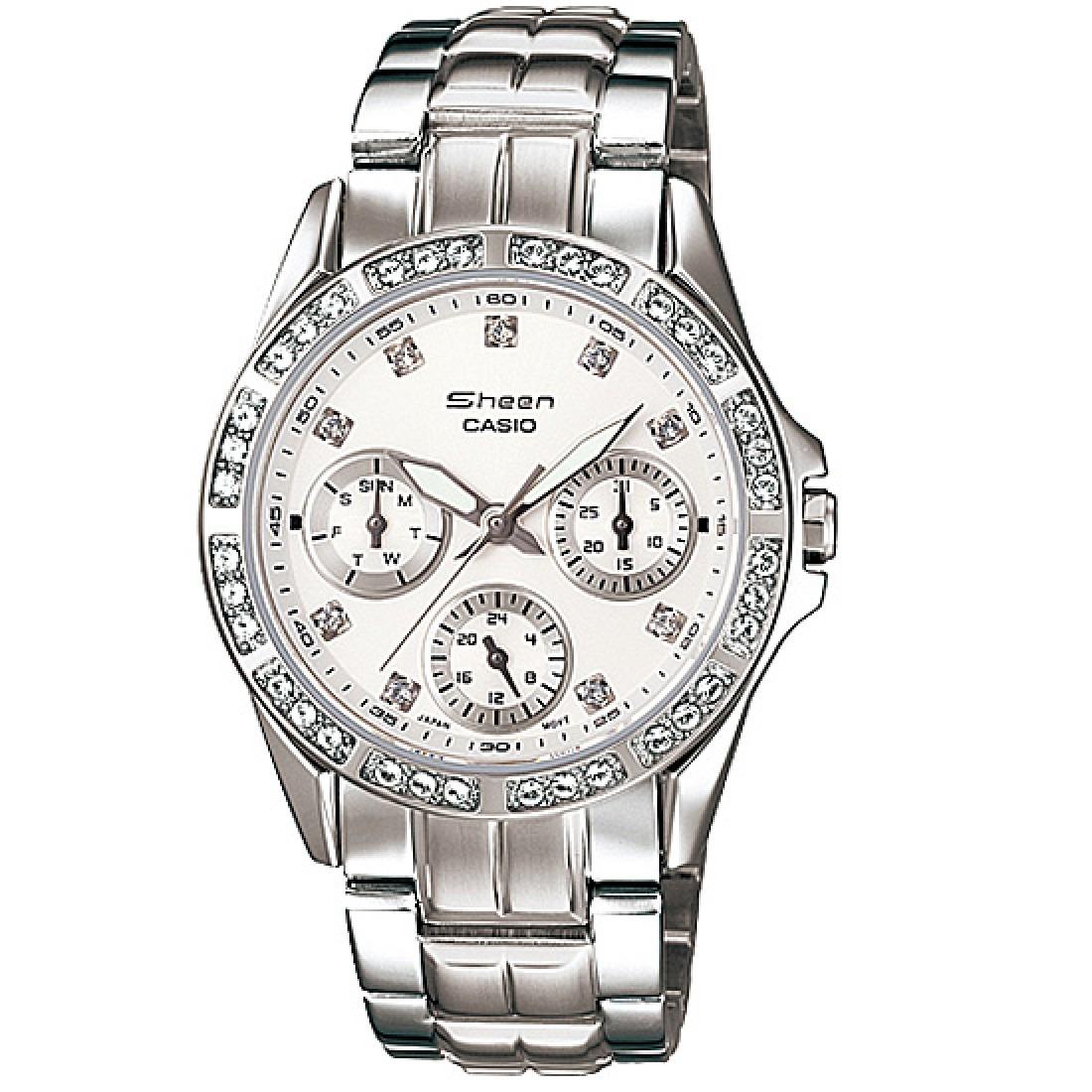 e1e050cefcdc reloj casio edifice mujer shn-3013d-7a envío internacional. Cargando zoom.