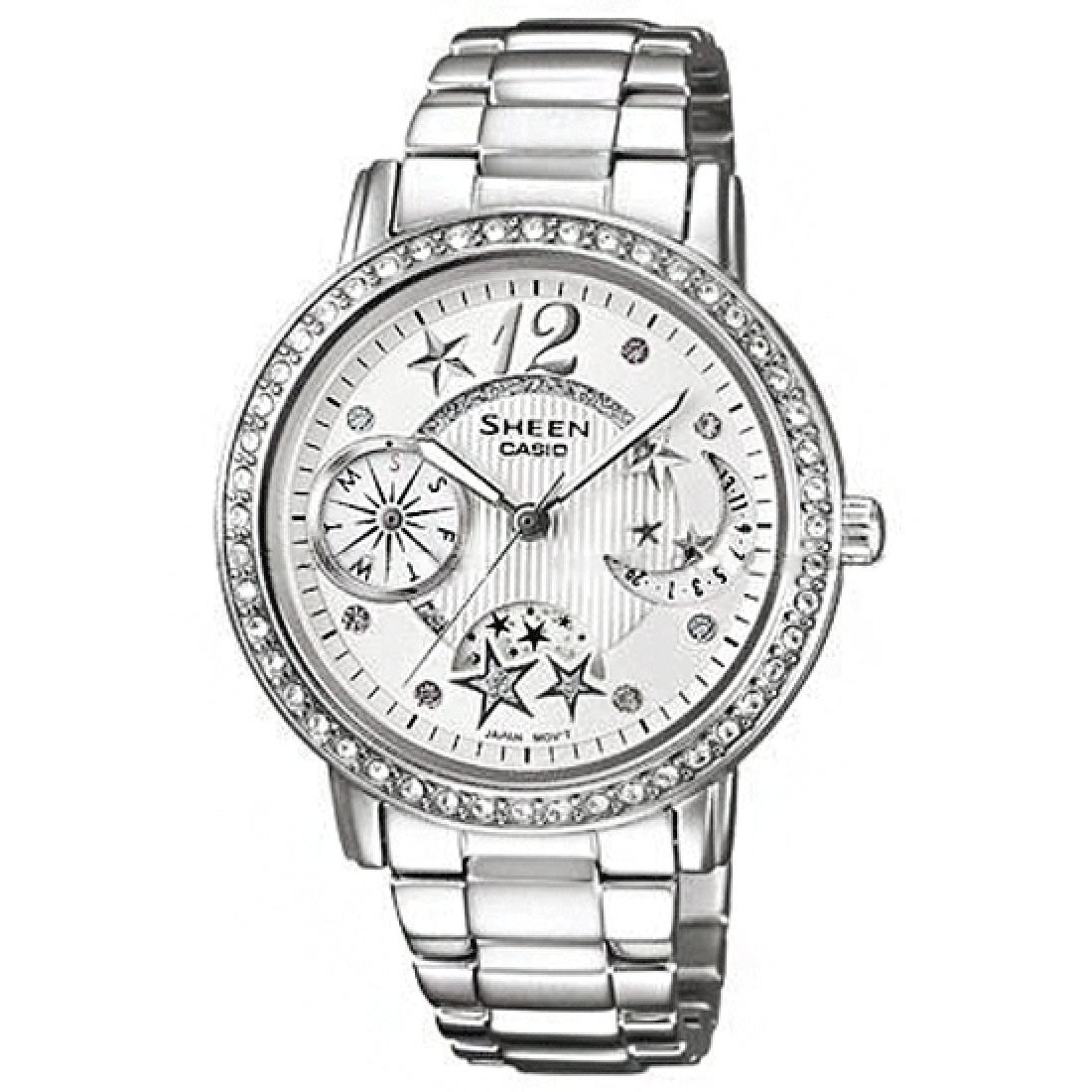 0878edd77820 reloj casio edifice mujer shn-3019d-7a envío internacional. Cargando zoom.