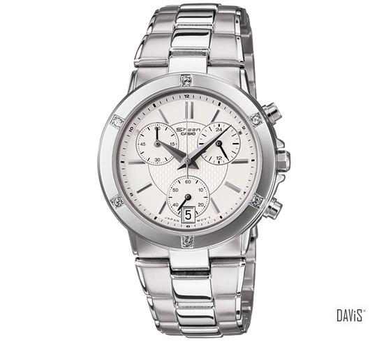 68a14744d9b4 Reloj Casio Edifice Mujer Shn-5005d-7a Envío Internacional -   9.051 ...