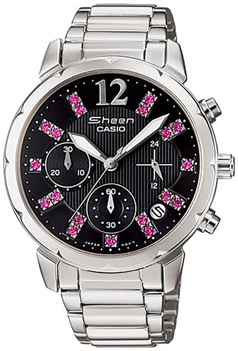 a2e07f9f5394 reloj casio edifice mujer shn-5012d-1a envío internacional. Cargando zoom.
