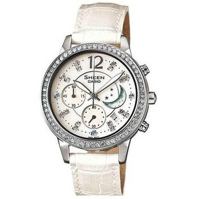 7101188f627d Reloj Casio Edifice Mujer Shn-5018l-7a Envío Internacional ...