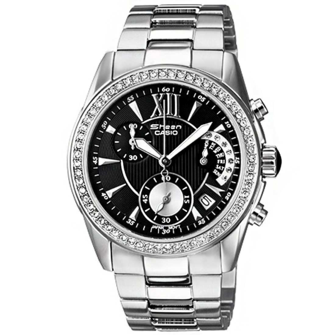 28fbf358e41f reloj casio edifice mujer shn-5505d-1a envío internacional. Cargando zoom.