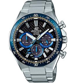 Relojes México Mercado Casio Edifice Libre Reloj En 5490 WeHEDb29IY