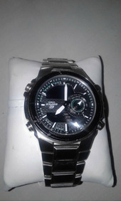 e0da5ab824fb Reloj Casio Edifice Wr100m Original - Reloj Casio de Hombre en Mercado  Libre Venezuela