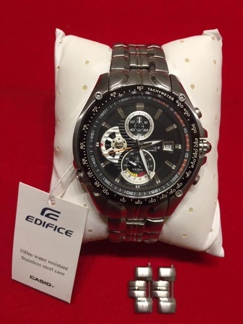 615a8a5664d7 Reloj Casio Edifice Red Bull - Modelo Ef-543d-1av -   6.950