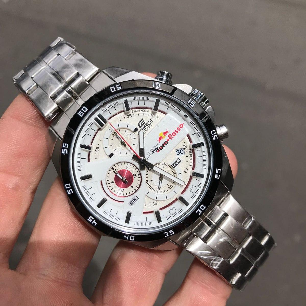 f02be6e9c315 Reloj Casio Edifice Red Bull R.2w -   185.000 en Mercado Libre