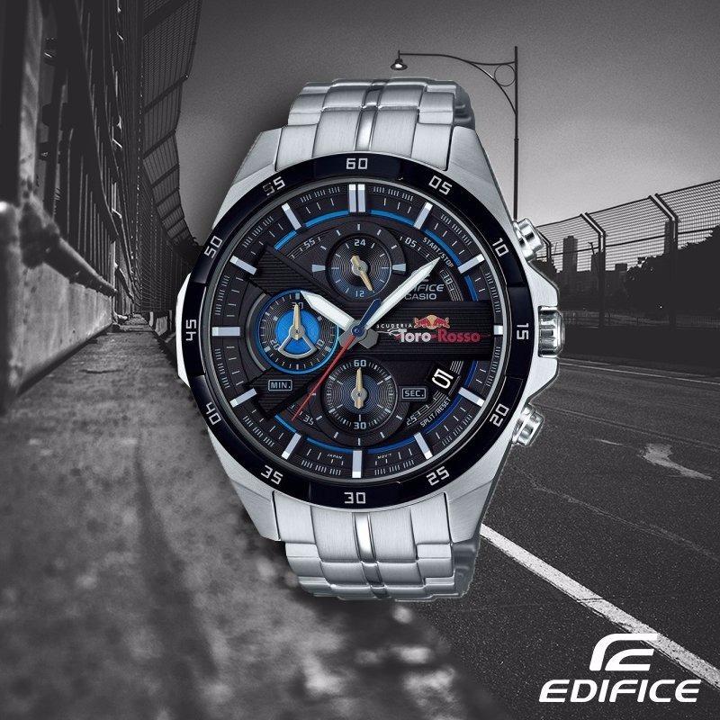 Scuderia Toro Efr556tr1ajr Rosso Casio Edifice Reloj tsCrdxQh