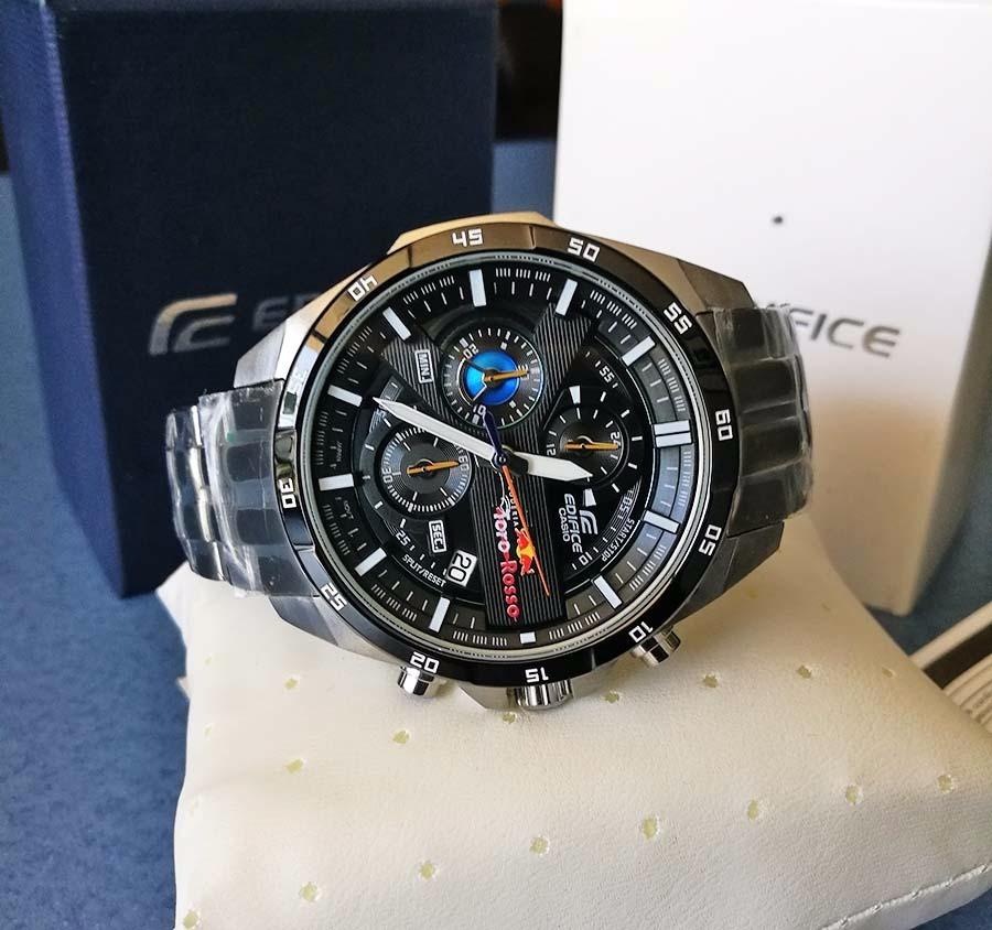 Reloj Casio Edifice Scuderia Toro Rosso Efr556tr1ajr
