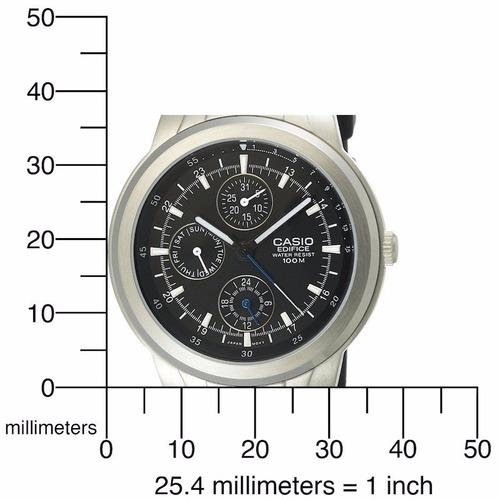 reloj casio ef-305-1a hombre edifice envio gratis