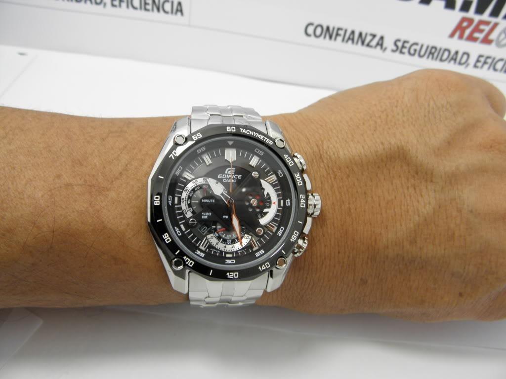 9d5cc11f3ffb Reloj Casio Ef 550d 100% Original Línea Red-bull -   477.000 en ...