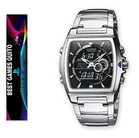 Casio Originalvarios 120 Reloj Efa Metalico Modelos 8n0wOPk