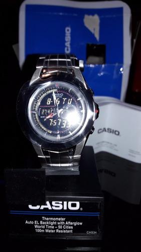 reloj casio efa119