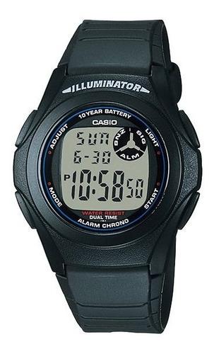 reloj casio f-200w-1a