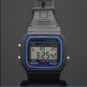 e5cbf37bfc8d Reloj Casio F 91w Retro - Relojes Pulsera en RM (Metropolitana) en ...